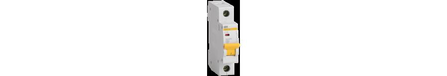 Автоматические выключатели ВА47-29, 47-60, 47-100