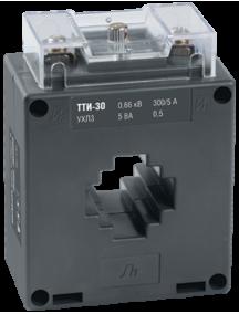 Трансформатор тока ТТИ-30  150/5А  5ВА  класс 0,5  ИЭК