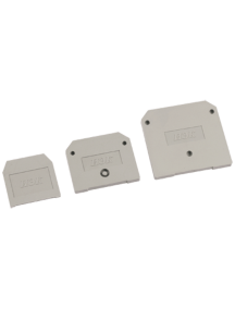 Заглушка для ЗНИ-10мм2 (JXB70A) серый     ИЭК