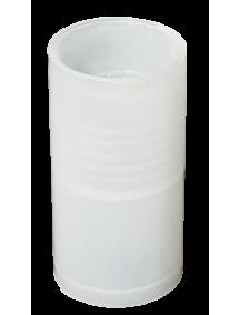 Муфта для гофрированных труб, прозрачная GFLEX16 ИЭК