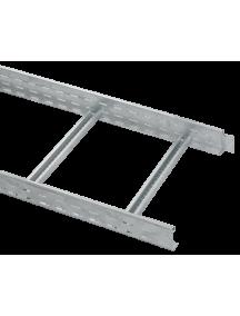 Лоток лестничный 100х200х3000, 1,2 мм
