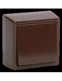 ВС20-1-0-БК Выключатель одноклавишный для открытой установки