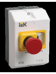 Защитная оболочка с кнопкой