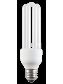 Лампа КЭЛ-3U Е27 15Вт 6500К Т3 ИЭК
