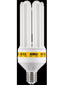 Лампа КЭЛ-6U Е40 105Вт 6500К ПРОМОПАК 3 шт ИЭК