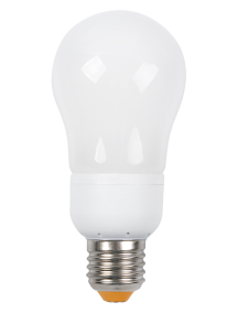 Лампа груша КЭЛ-A Е27 15Вт 2700К ИЭК
