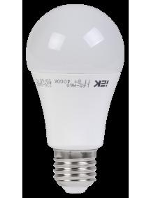 Лампа светодиодная A60 шар 11 Вт 1000 Лм 230 В 4000 К E27 IEK