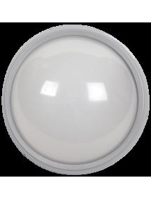 Светильник ДПО 1601 серый круг LED 8Вт IP54