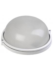 Светильник НПП1101 белый/круг 100Вт IP54  ИЭК
