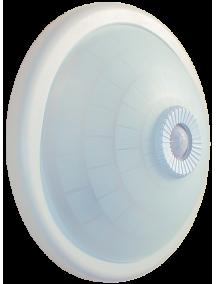 Светильник НПО3233Д белый 2х25 с датчиком движения ИЭК