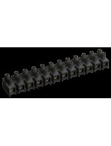 Зажим винтовой ЗВИ-10 н/г 2,5-6мм2 (2 шт/блистер) ИЭК черные