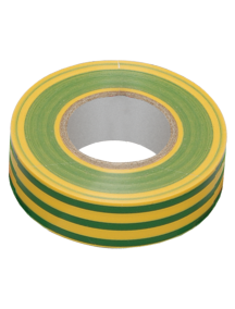 Изолента 0,13х15 мм желтая 10 метров ИЭК